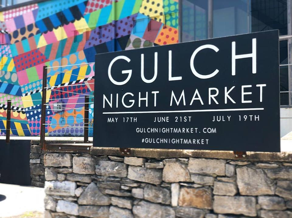 Gulch Night Market   Gulch, TN  4' x 8' Ply