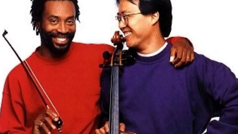 Bobby McFerrin and Yo Yo Ma