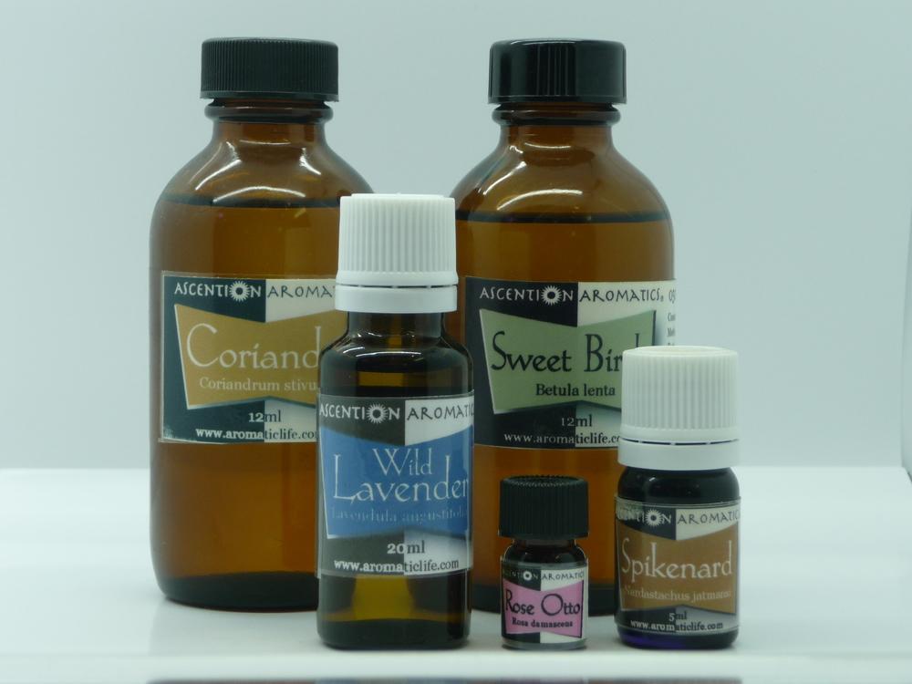 Theraputic Essential oils
