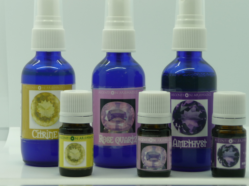 Gemstone Mists & Concentrates
