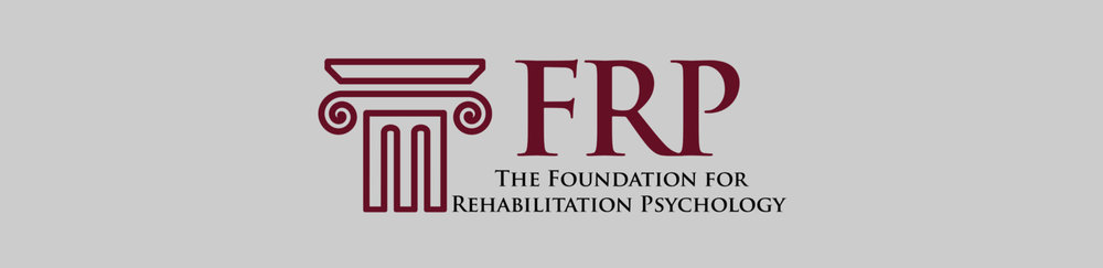 Donate to the Foundation for Rehabilitation Psychology