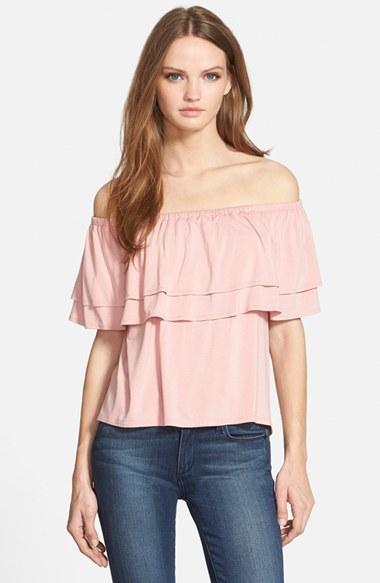 Pink off shoulder top.jpg