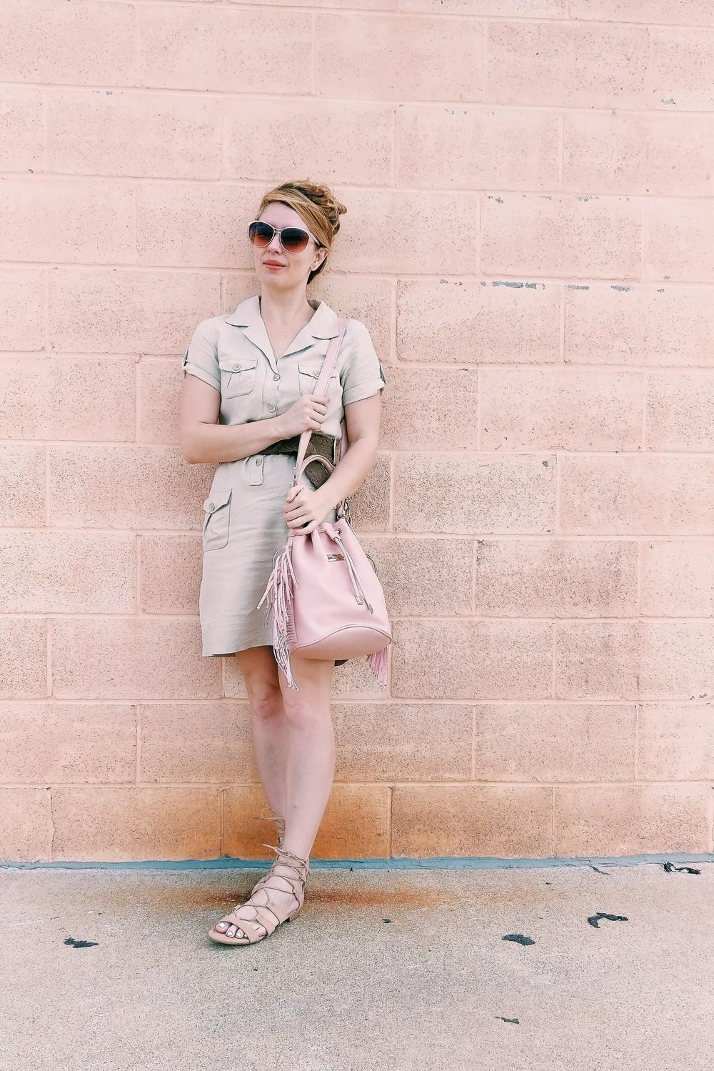 Safari Shirtdress - Three Heel Clicks 6.jpg