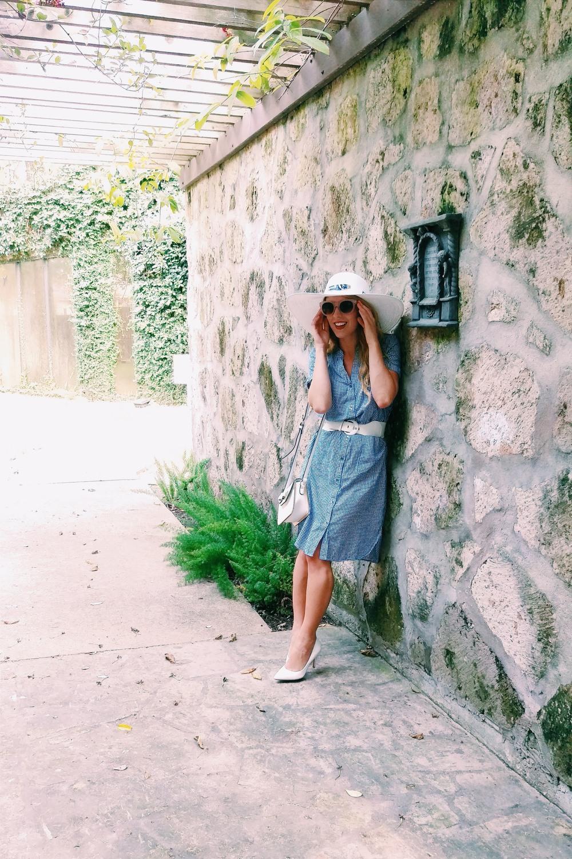 Gingham Shirtdress - Three Heel Clicks 3.jpg