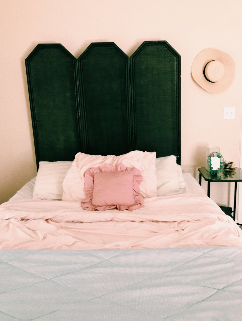 Three Heel Clicks - Daily Dose - DIY Layered Bedding and Curtains for Master Bedroom (3).jpg