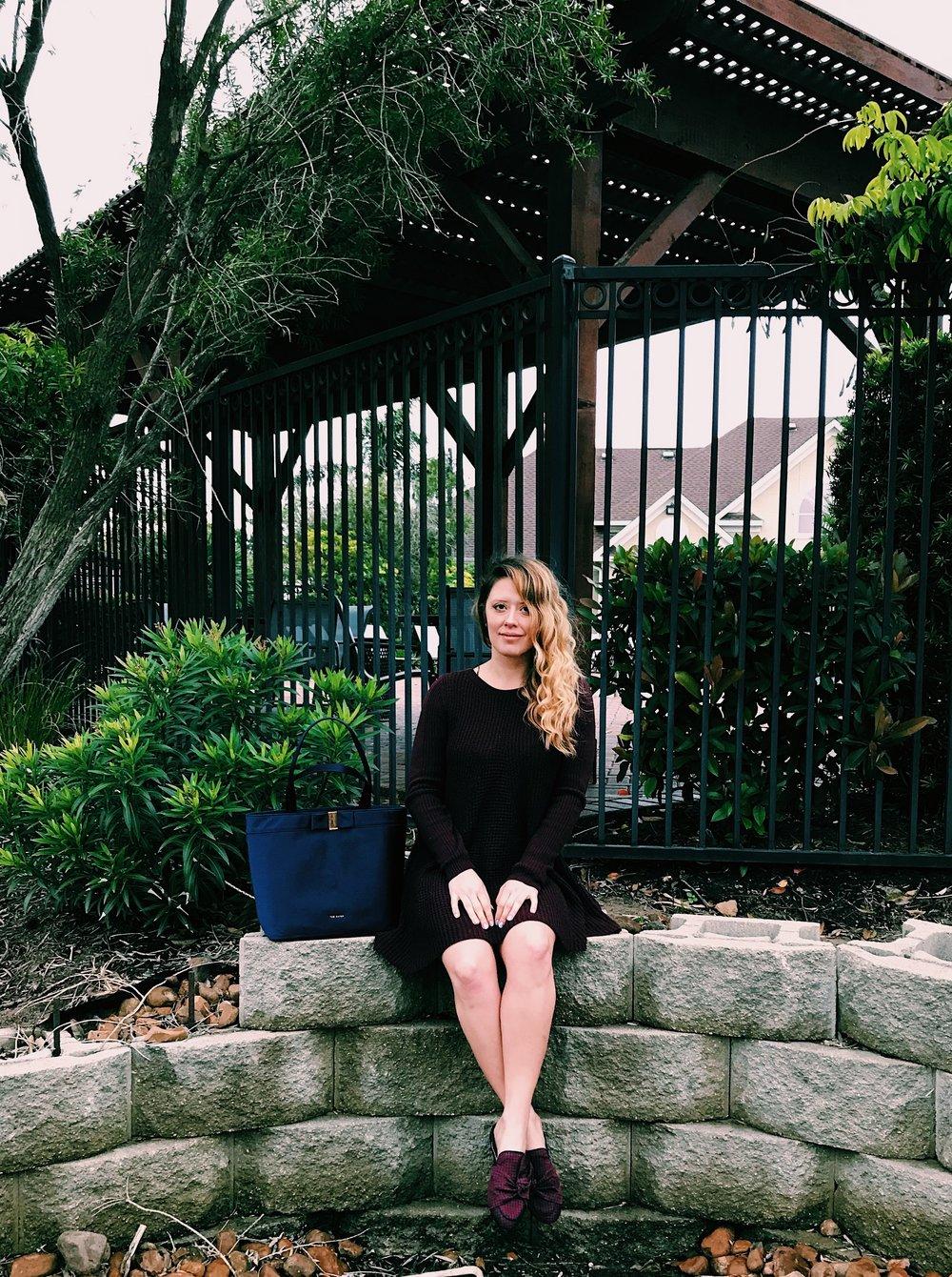 Three Heel Clicks - Sweater Dress with Mules (15).jpg