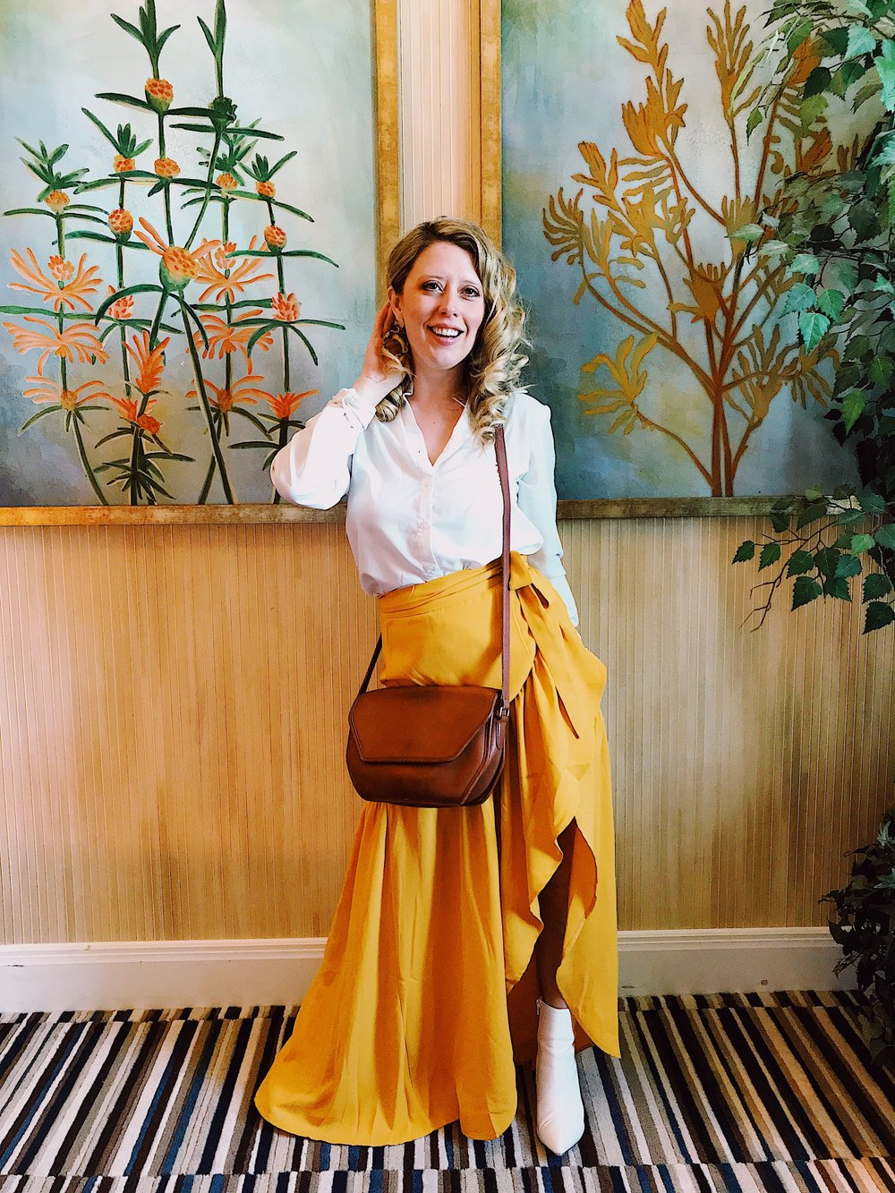 Three Heel Clicks - The Perfect Yellow Wrap Skirt for Spring (8).jpg