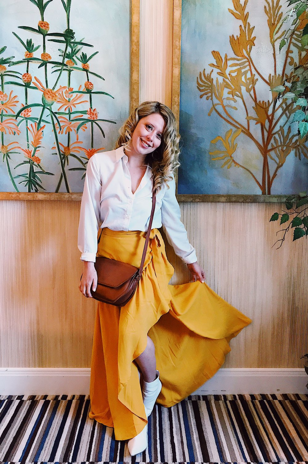 Three Heel Clicks - The Perfect Yellow Wrap Skirt for Spring (12).jpg