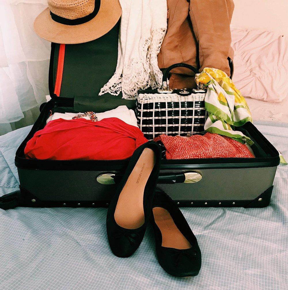 Three Heel Clicks - Capsule Suitcase - What I'm Bringing to Birmingham in the Spring (2).jpg
