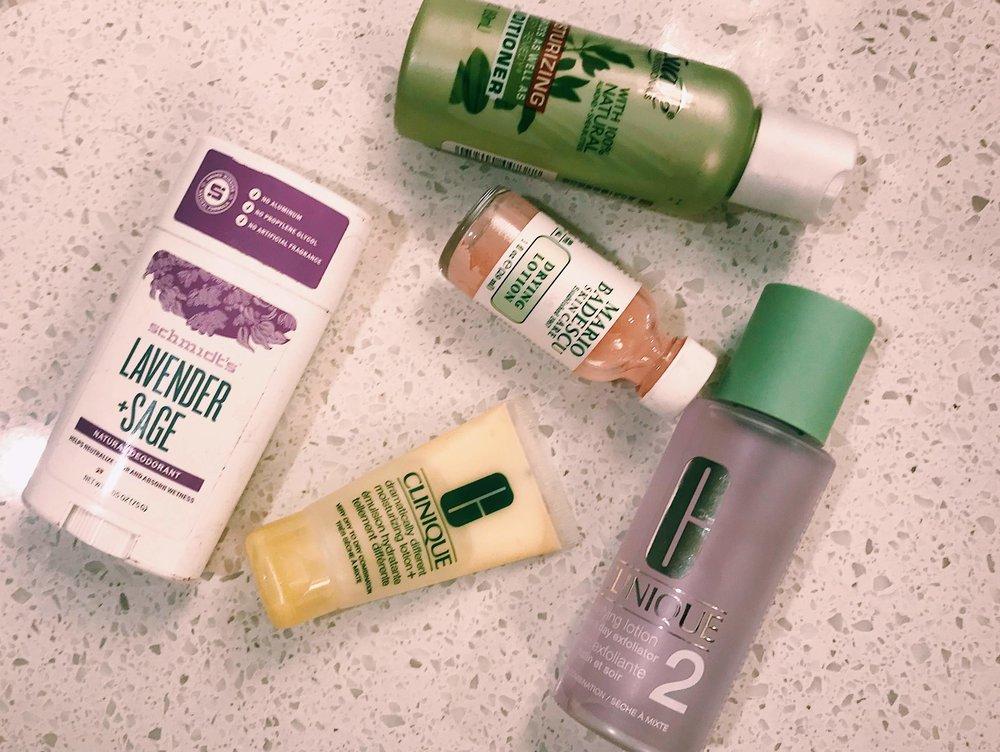Three Heel Clicks - 5 on Fridays - Five Travel Skincare & Beauty Products I'm Addicted To (2).jpg