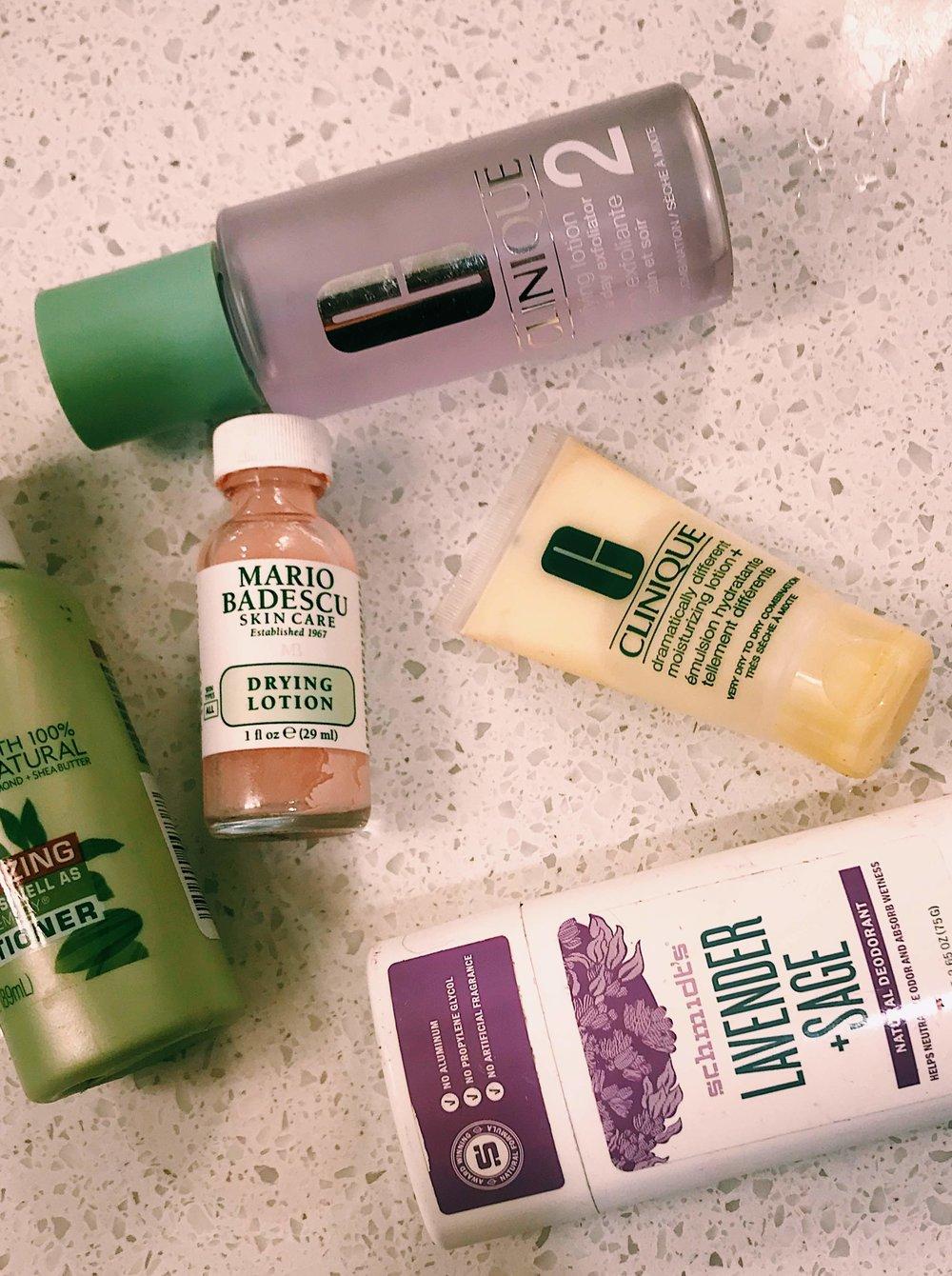 Three Heel Clicks - 5 on Fridays - Five Travel Skincare & Beauty Products I'm Addicted To (3).jpg
