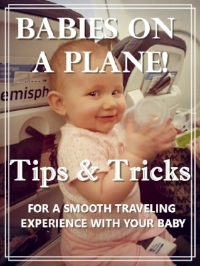 Are you planning to fly with your infant soon? Plane flights and traveling can be challenging with little ones. Check out this helpful article for tips and tricks as well as product recommendations to help you and your baby have a smooth and enjoyable trip!