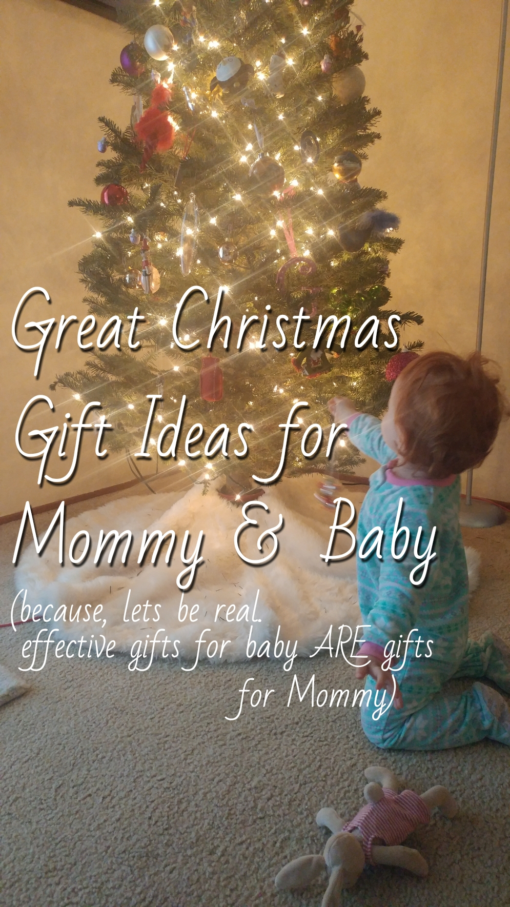 Great Christmas Gift Ideas for Mommy and Baby — Juliana Jason
