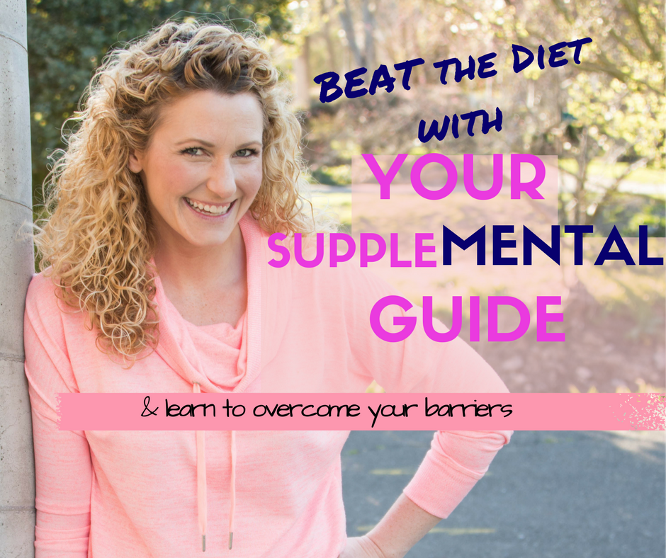 """YOUR SUPPLE""""MENTAL"""" GUIDE"""