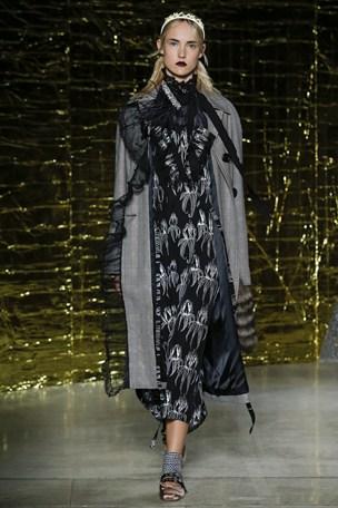 Miu Miu Spring 2016 prints Look 28 (photo: Vogue.co.uk)