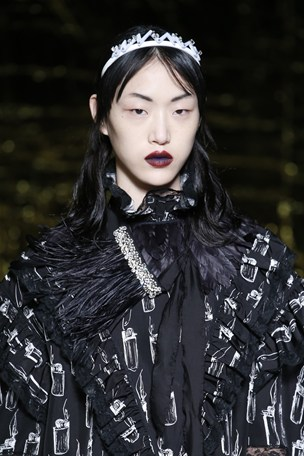 Miu Miu Spring 2016 prints Look 27 (photo: Vogue.co.uk)