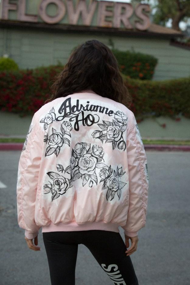 CUSTOM FOR ADRIANNE HO/SWEAT THE STYLE.COM
