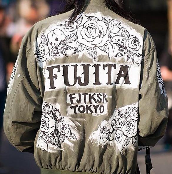 CUSTOM FOR FUJITA