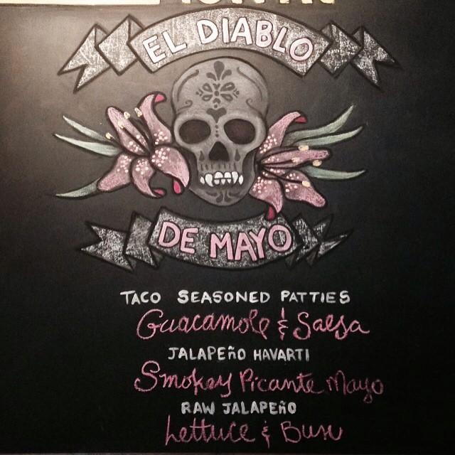 El Diable De Mayo - Art