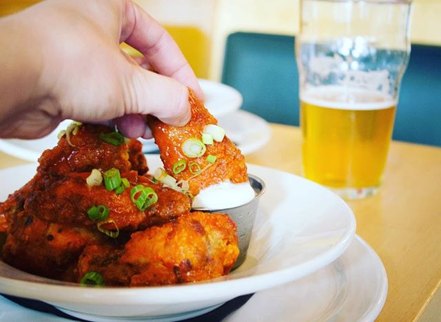 Tonight is the night! Come get your wings on for half price all day and night long! You do not want to miss that deal! 😎🍗🍻 . . . . #yvrwings #vancouverwings #wingsnight #wednesdaywings