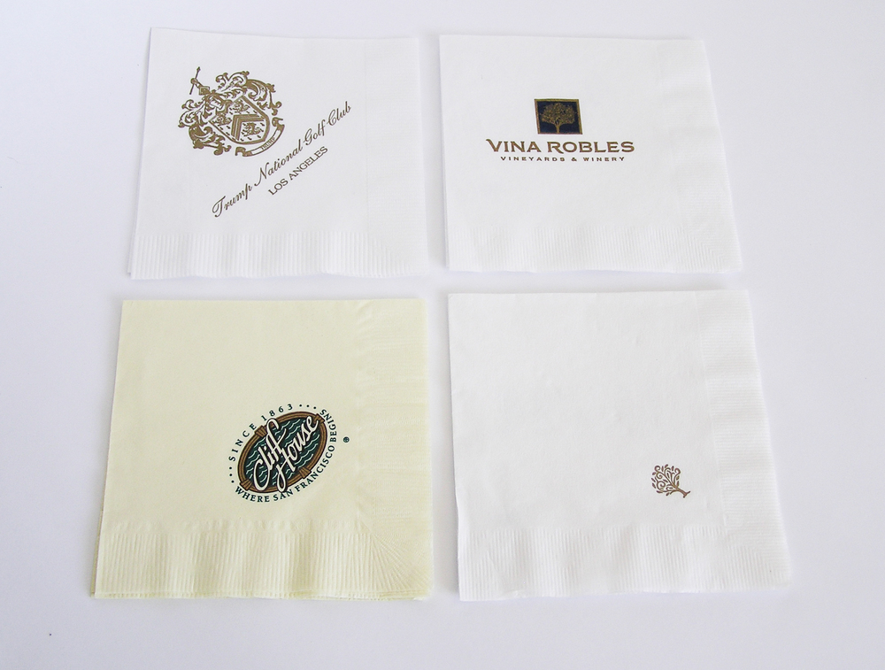 Cocktail Napkin Printing