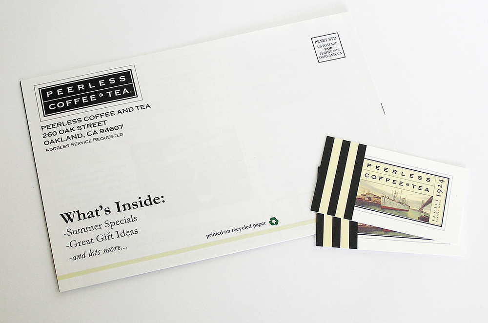 Newsletters & Business Cards