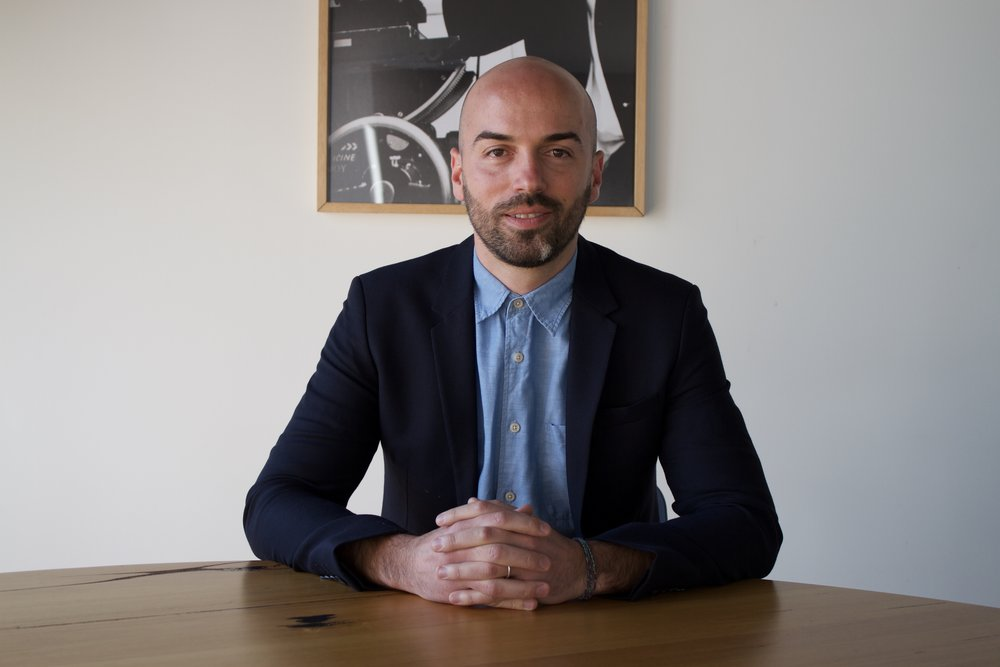 Vedad Huric Founder / Board member Connect with Vedad