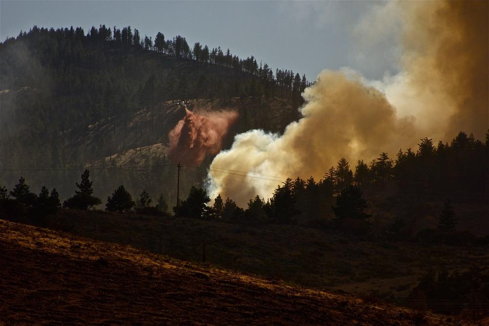 Pinehaven Fire (2012)
