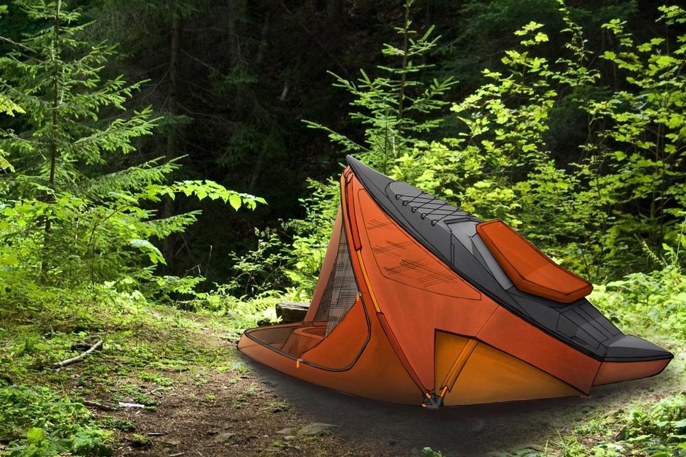 TENT MODE. Kayak Mode & FROG Kayak/Tent u2014 MBO DSN
