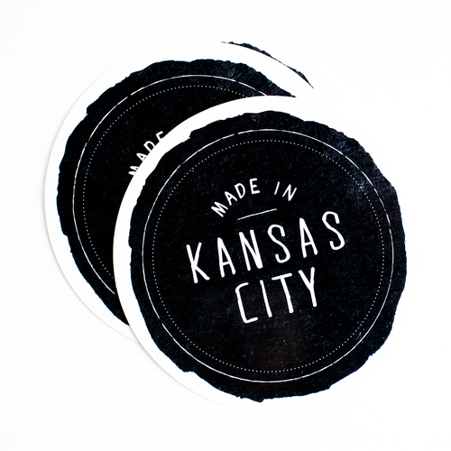 Kansas Band Stickers