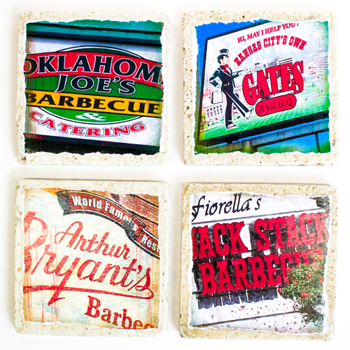 Coasters To Coasters Made In Kansas City - Coasters made from photos