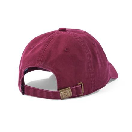 126c63ea2de Made Urban Apparel KC Dad Hat - Maroon — Made in Kansas City