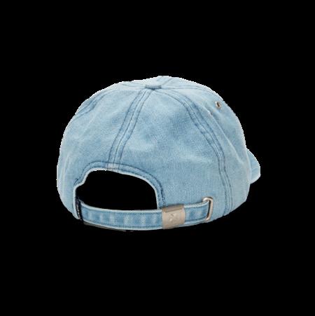 5eddf3ddc6c Made Urban Apparel KC Dad Hat - Denim — Made in Kansas City