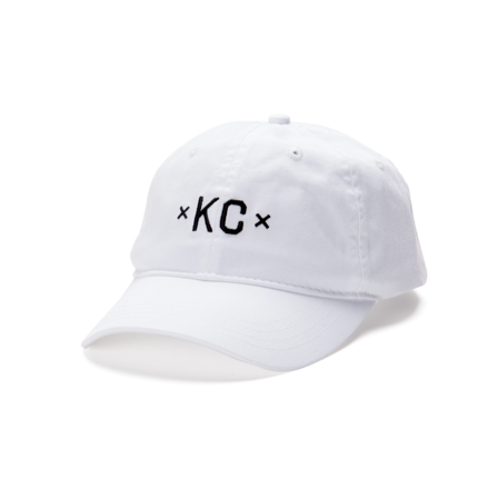 c1ecbe016aa Made Urban Apparel KC Dad Hat - White — Made in Kansas City