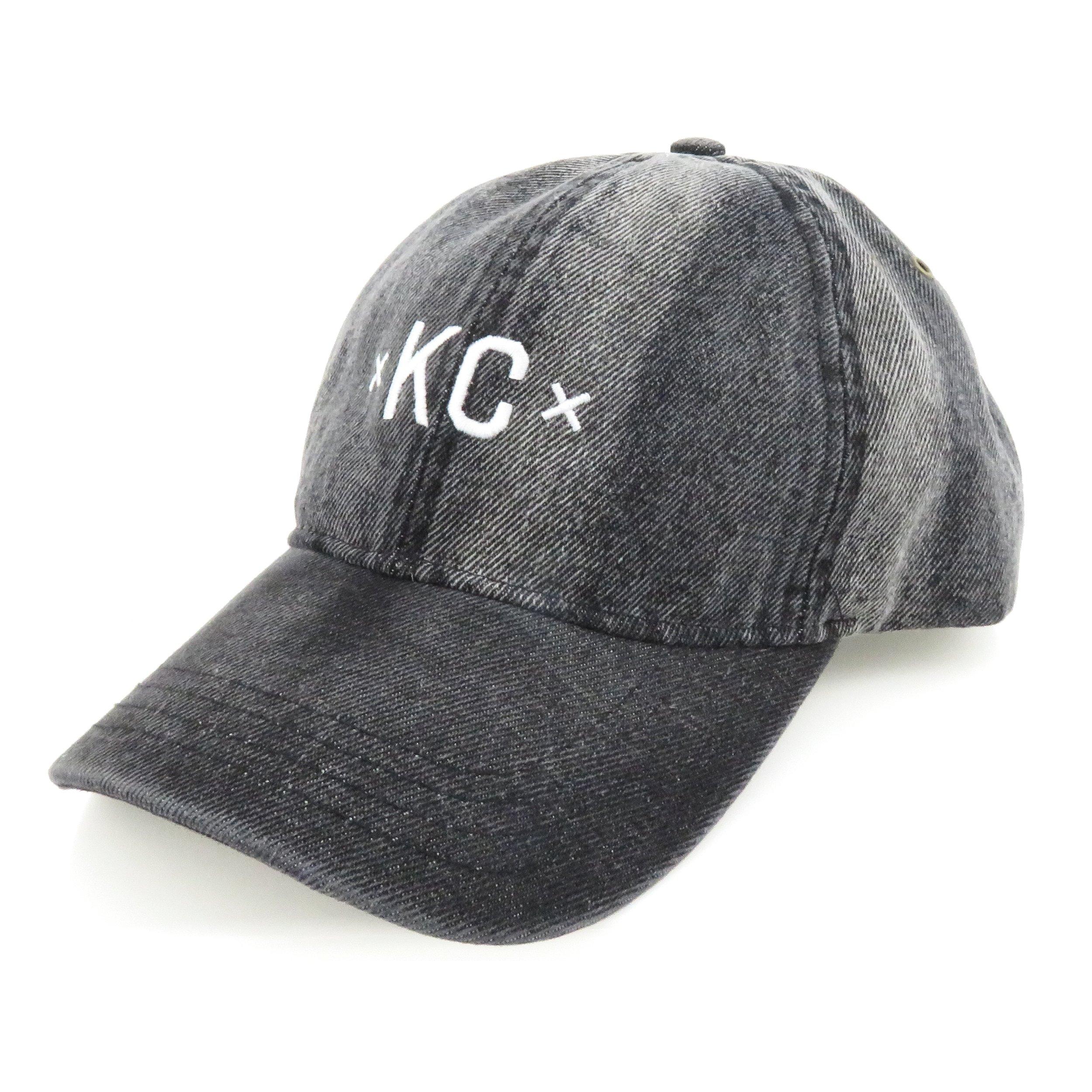 b8588a3cc12 Made Urban Apparel KC Dad Hat - Black Denim.  MadeUrban KCBaseballHat BlackDenim.jpg