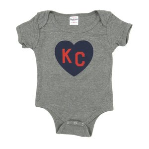 Shop all in personalization made in kansas city grey personalized charlie hustle kc heart onesie mikcpersonalizedonesiedetail negle Choice Image