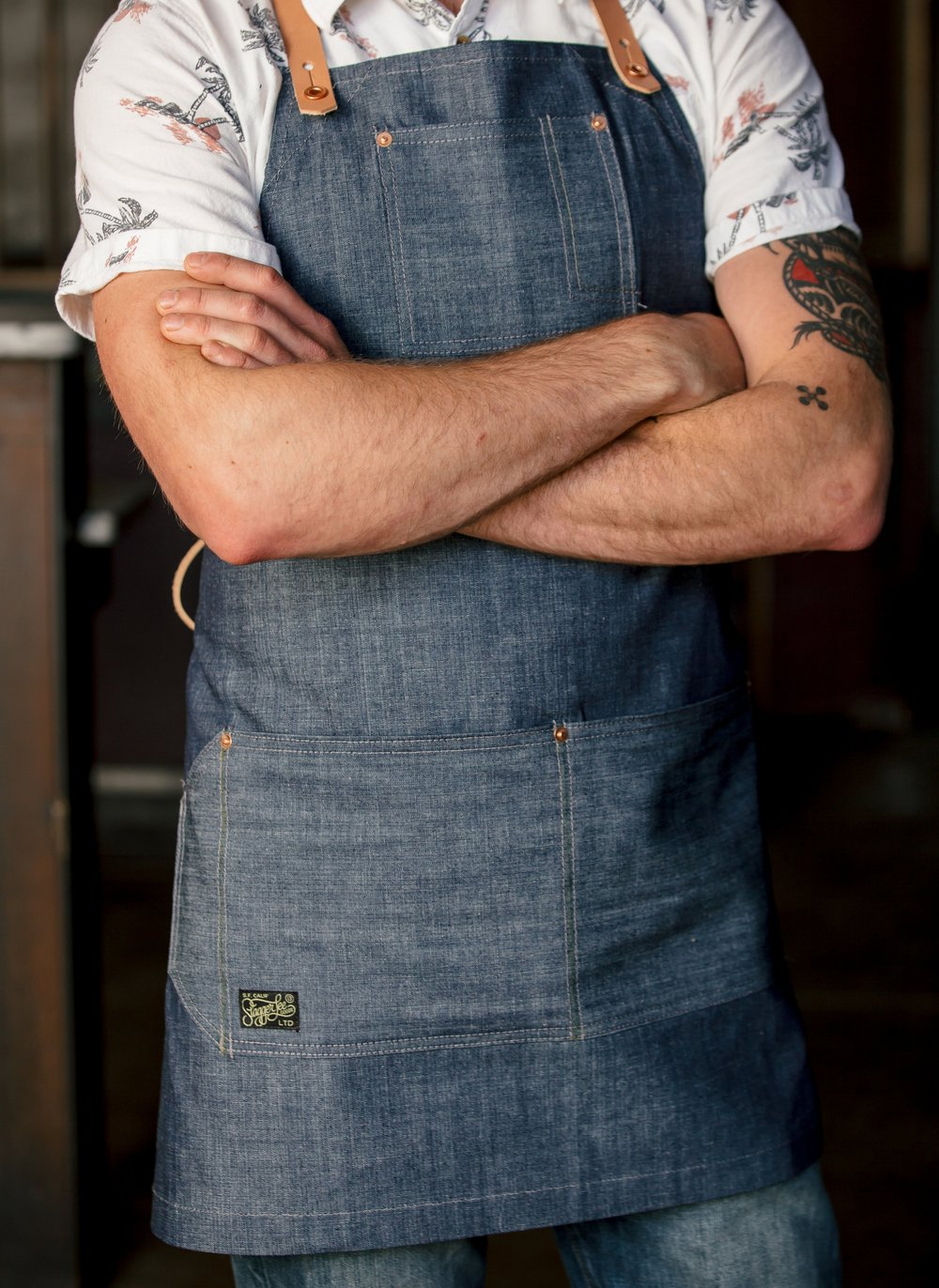 Stag Lee Apron -
