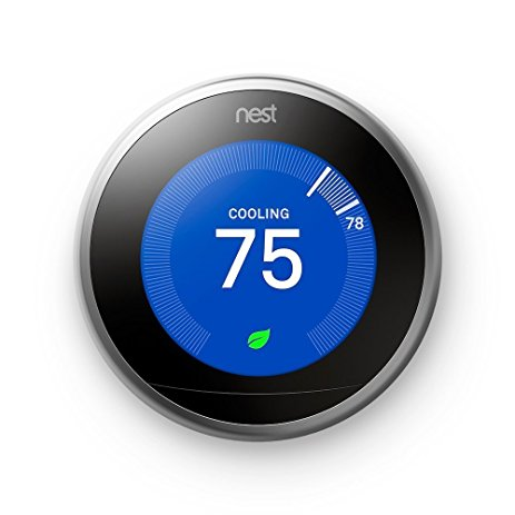 Nest - Already have a Nest thermostat? Our systems powered by Alarm.com's Interactive Service can integrate with your existing Nest thermostat. By linking your Nest account with Alarm.com, you'll be able to view and control the thermostat settings via the Alarm.com mobile app or website.