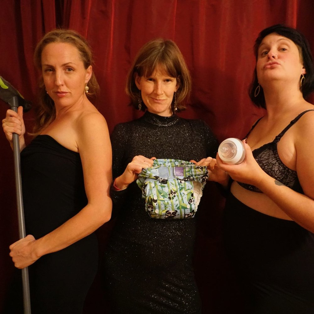 Femme Natale - An Adult Only Play on Motherhood