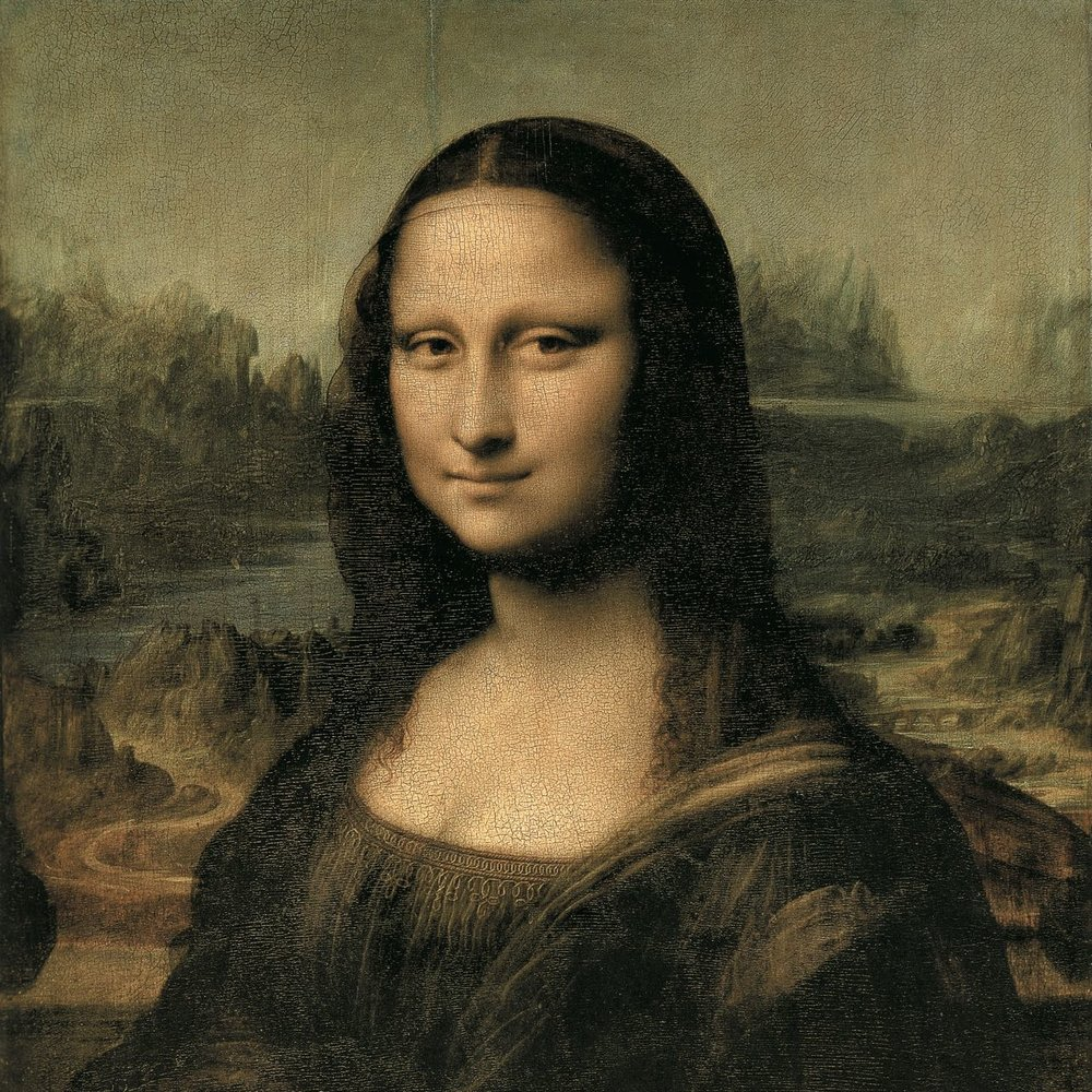 Farewell Mona Lisa!