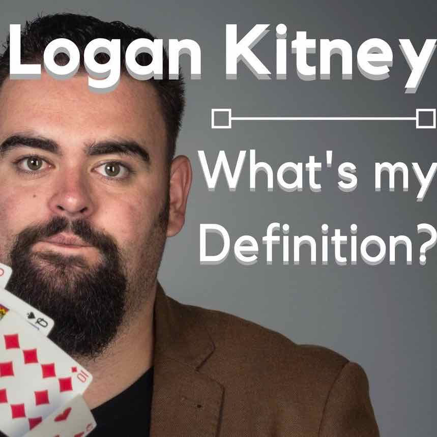 Logan Kitney: What's My Definition?