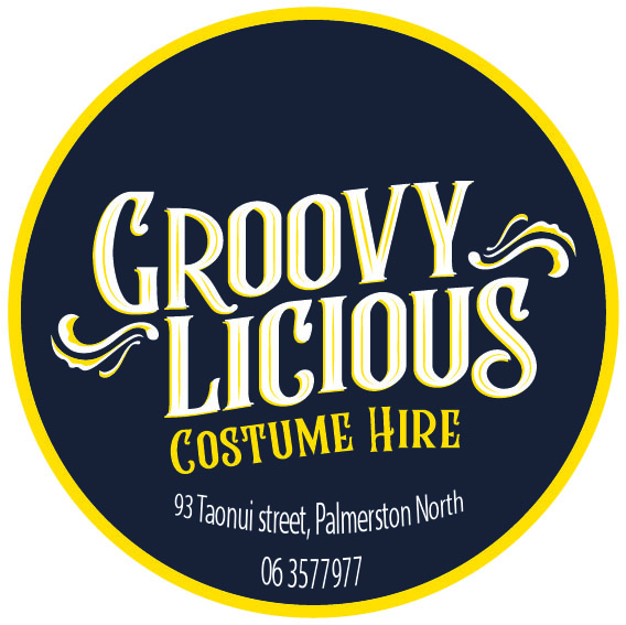 Groovylicious Costume Pop Up and Photo Booth    11am - The Square