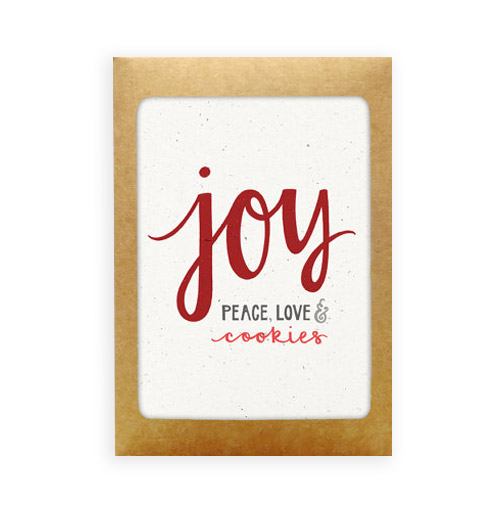 Simply Gifted: Holiday Boxed Set card roundup featuring this card by Hennel Paper Co.