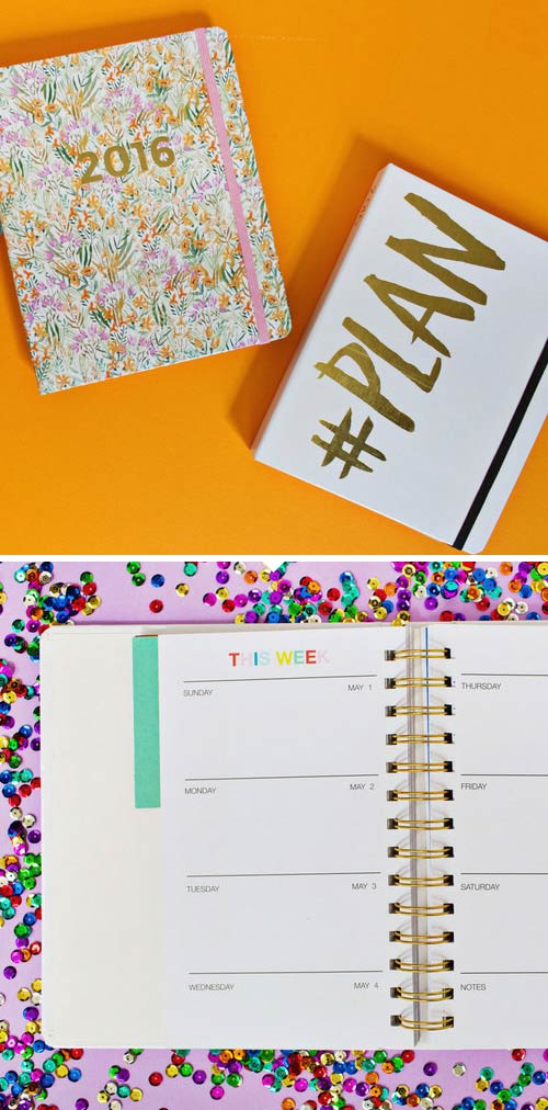 Simply Gifted:  Planner by A Beautiful Mess.