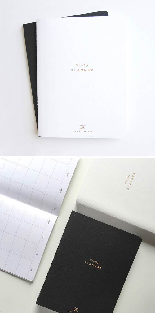 Simply Gifted:  Planner by Appointed.