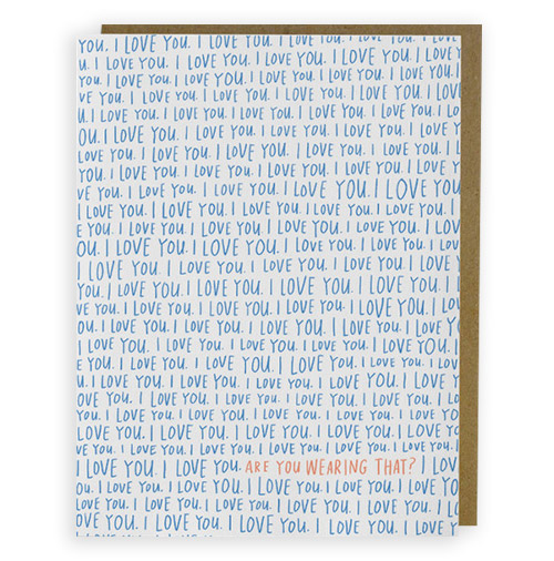 Valentine's Day card by Emily McDowell.