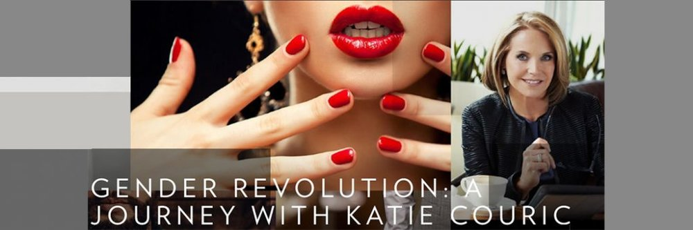 gender revolution with Katie Couric