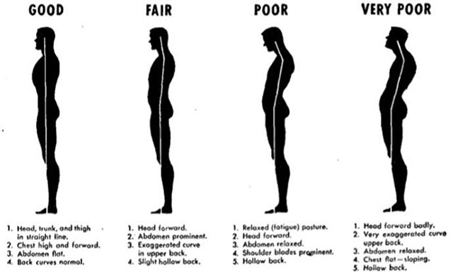 "Good posture is vital for stability, injury prevention and pain reduction.  Whilst at first glance it seems trivial/obvious: ""it's just standing, I have been standing my whole life""  It is because we stand our whole life that makes knowing how to stand correctly so critical to good health.  If you are concerned about your posture or are suffering from lower back, hip, knee, shoulder or neck pain, ask your myotherapists for an assessment.  Book now: call 0432629292  www.zimmahmuscletherapy.com.au"