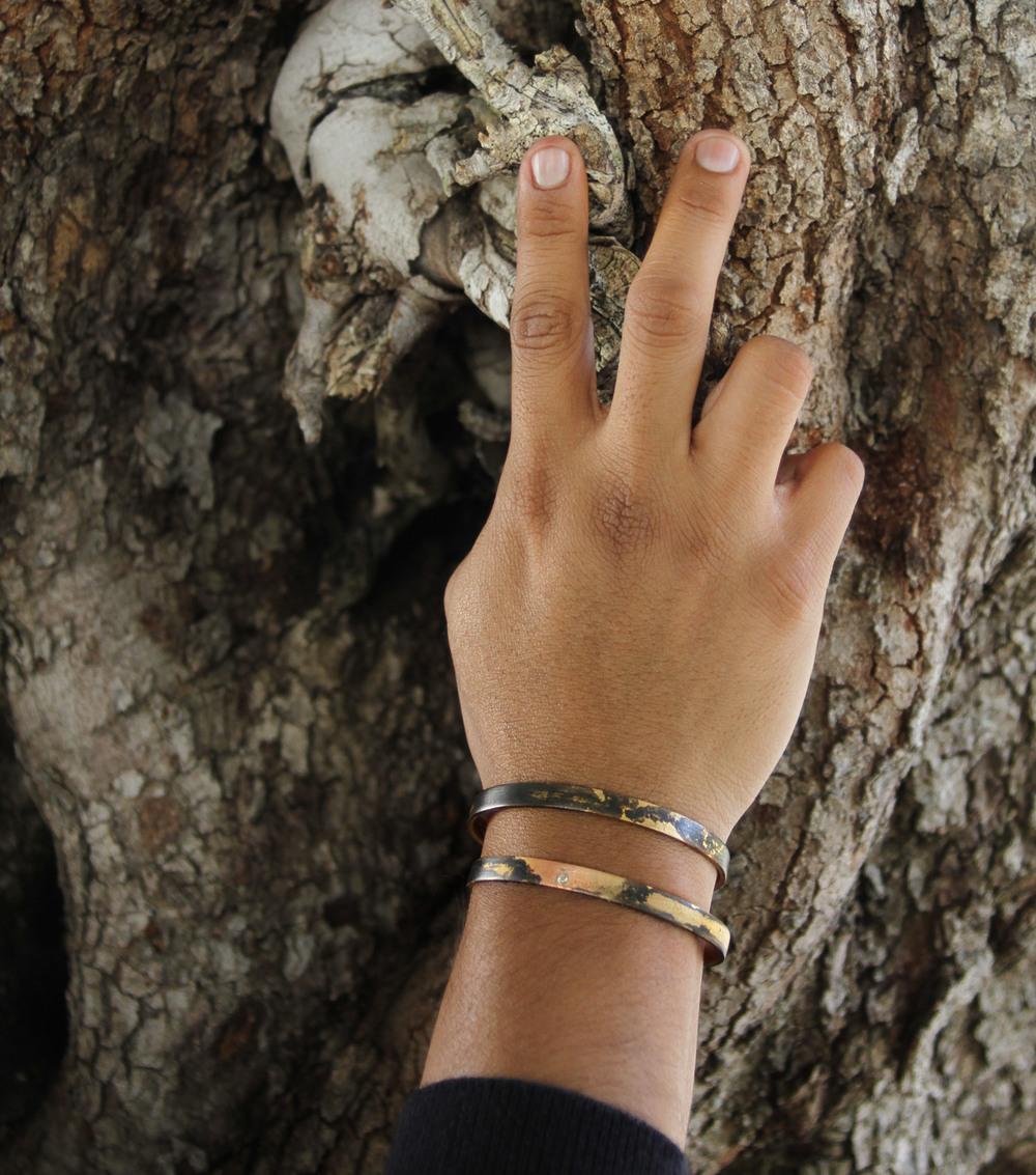 terra bracelets –