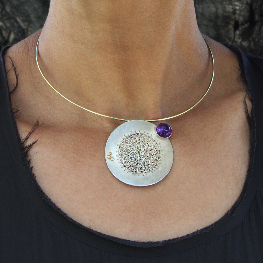 intreccio necklace –